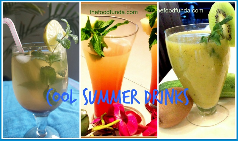 Cool summer drinks recipes of non alcoholic summer for Refreshing drink recipes non alcoholic